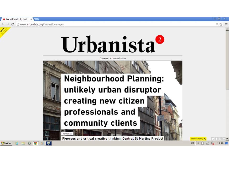 Urbanista.org number 2
