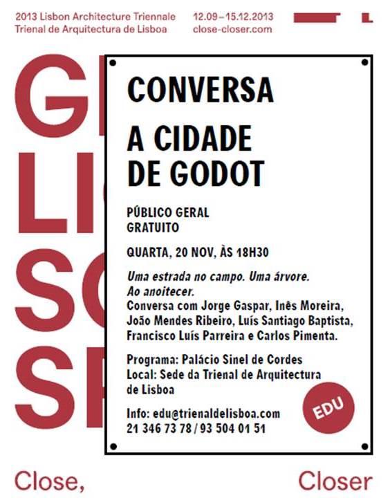 Conversa _  A Cidade de Godot
